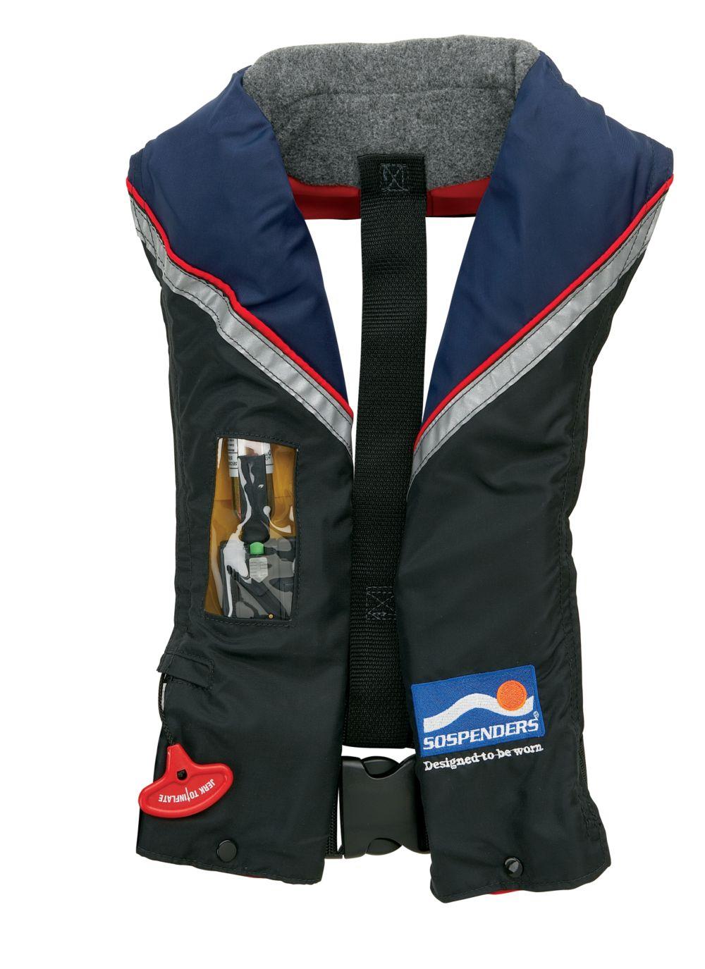 C-Tek™ 33 Automatic/Manual Inflatable Life Jacket
