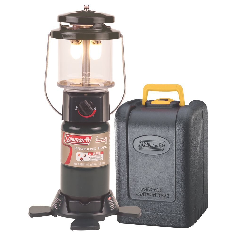 Deluxe PerfectFlow™ Lantern with Hard Carry Case
