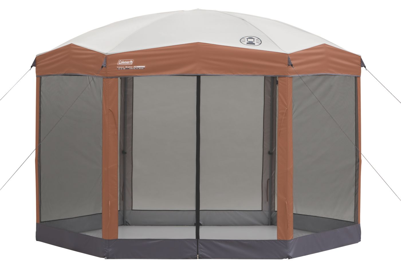 Back Home™ 12 x 10 Instant Screenhouse  sc 1 st  Coleman : canopy tents with sides - memphite.com