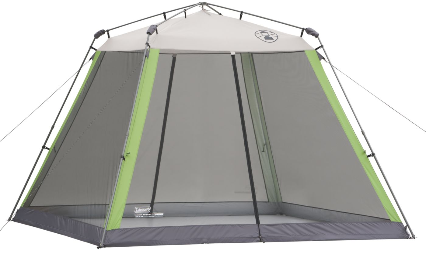 10 ft. x 10 ft. Screened Canopy  sc 1 st  Coleman & Coleman® 10 ft. x 10 ft. Instant Screened Canopy