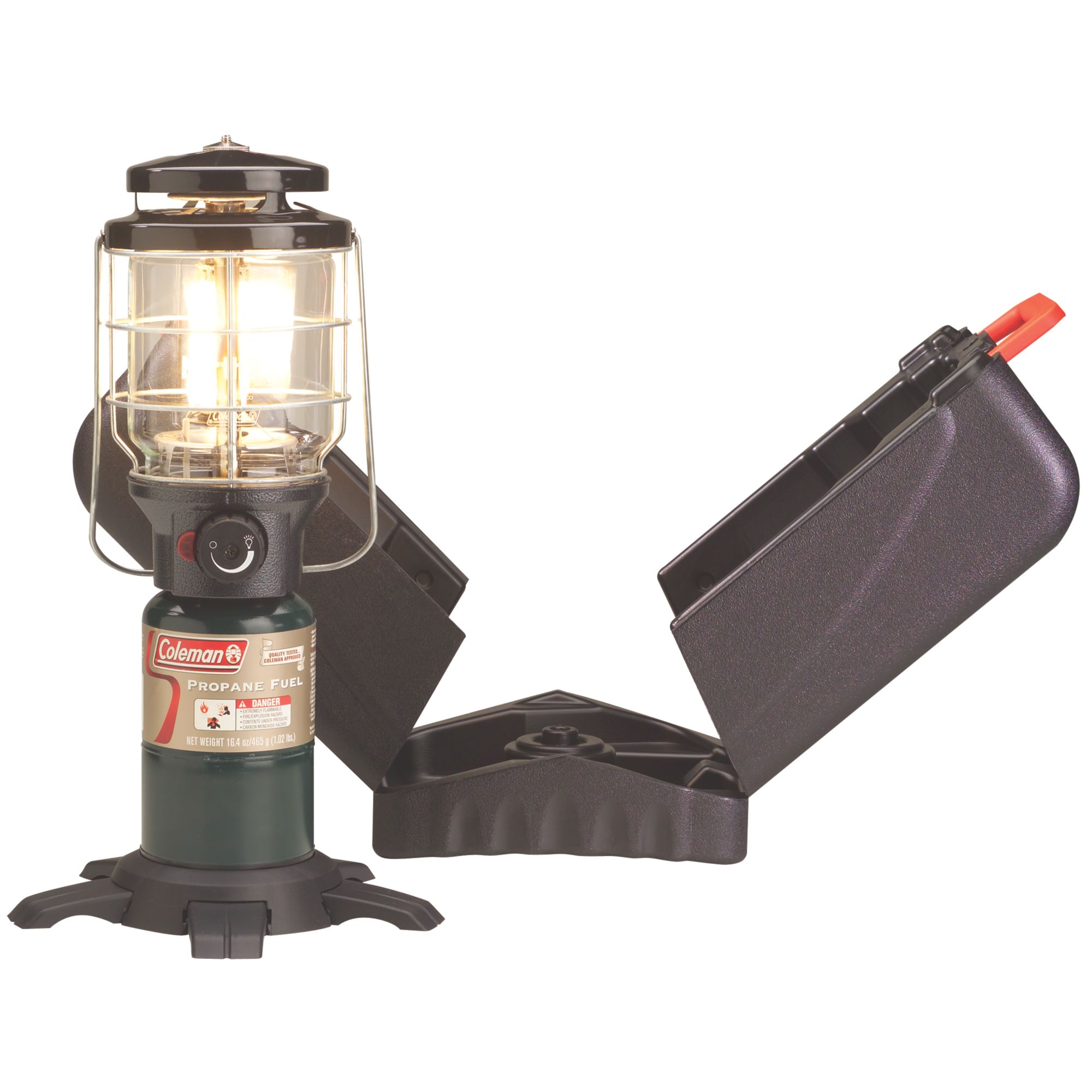 Northstar® PerfectFlow™ Instastart™ Propane Lantern with Hard Carry