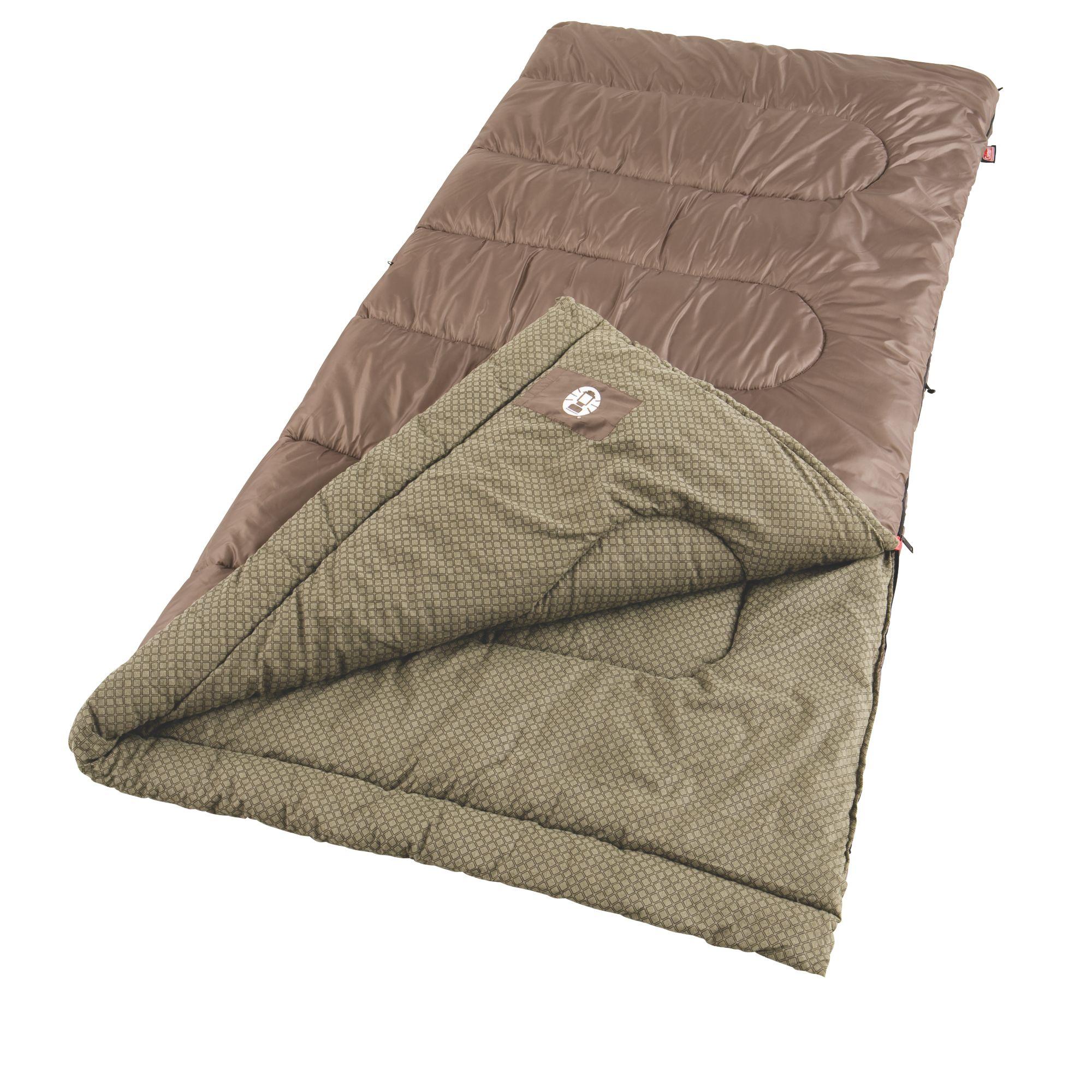 ColemanR Oak PointTM Cool Weather Sleeping Bag