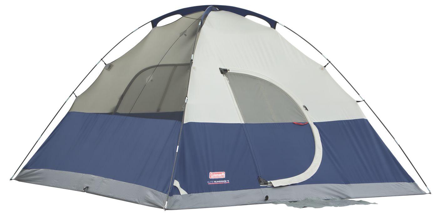... Elite Sundome® 6-Person Tent image 2 ...  sc 1 st  Coleman & Elite Sundome® 6-Person Tent | Coleman
