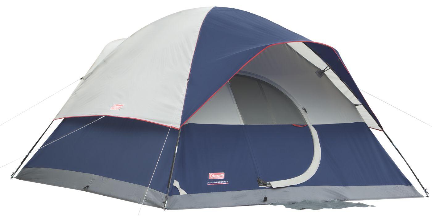 ... Elite Sundome® 6-Person Lighted Tent image 1 ...  sc 1 st  Coleman & Elite Sundome® 6-Person Lighted Tent   Coleman