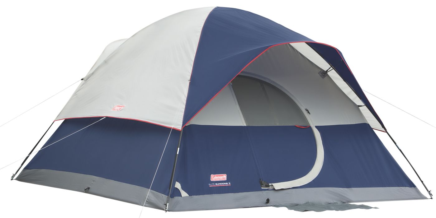 Elite Sundome® 6-Person Tent  sc 1 st  Coleman & Replacement Tent Poles u0026 Parts | Coleman