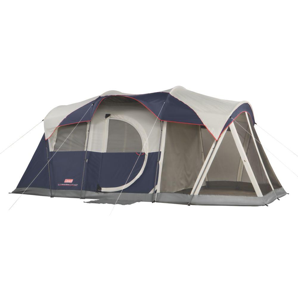 Elite 174 Weathermaster 174 6 Screened Tent Coleman