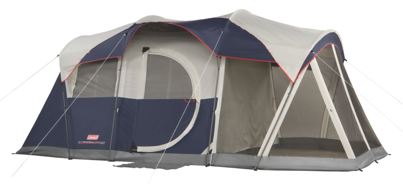 Elite® WeatherMaster® 6 Screened Tent  sc 1 st  Coleman & Replacement Tent Poles u0026 Parts | Coleman