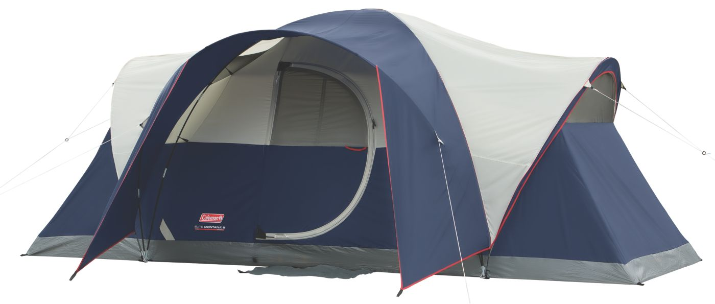 sc 1 st  Coleman & Elite Montana™ 8-Person Lighted Tent   Coleman