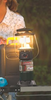 Deluxe+ Propane Lantern with Case image 2