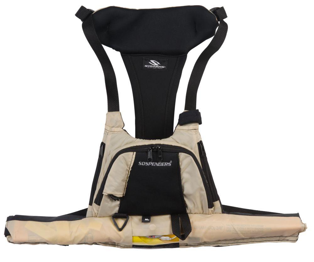 Sospenders® 16 Gram Manual Sportsman Inflatable Chest Pak