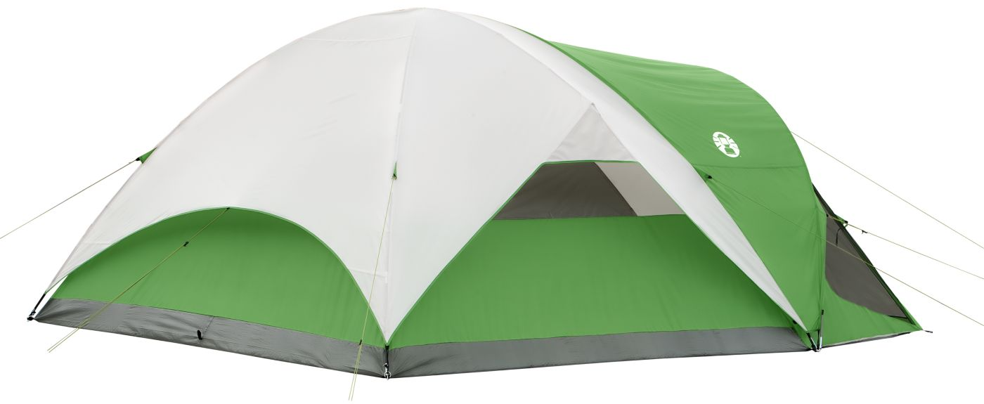 ... Tent · Evanston™ Screened 8 ...  sc 1 st  Coleman & 8 Person Tent | Screened Tents | Coleman