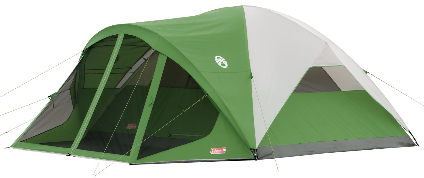 Evanston™ Screened 8 Tent  sc 1 st  Coleman : 3 room tent with screened porch - memphite.com