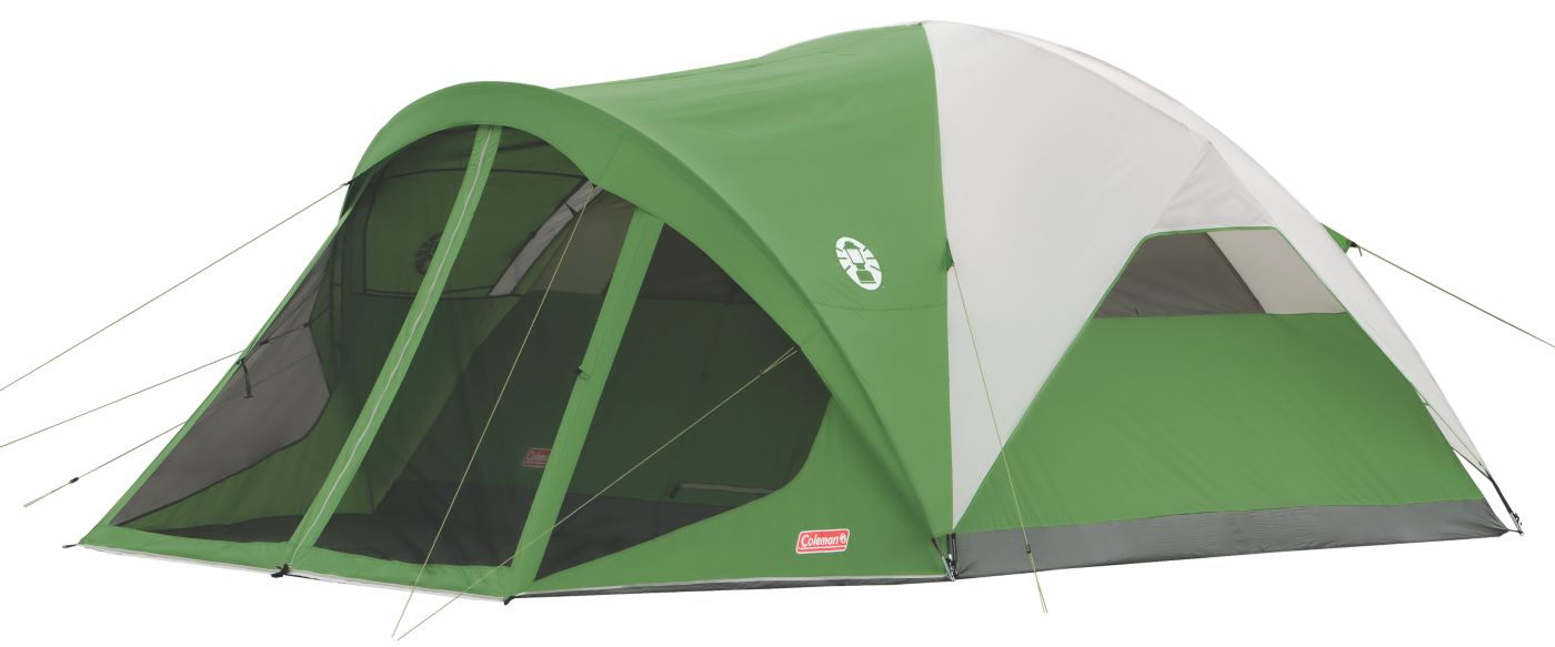 Evanston™ Screened 6-Person Tent  sc 1 st  Coleman & Coleman Tents u0026 Shelters | Coleman
