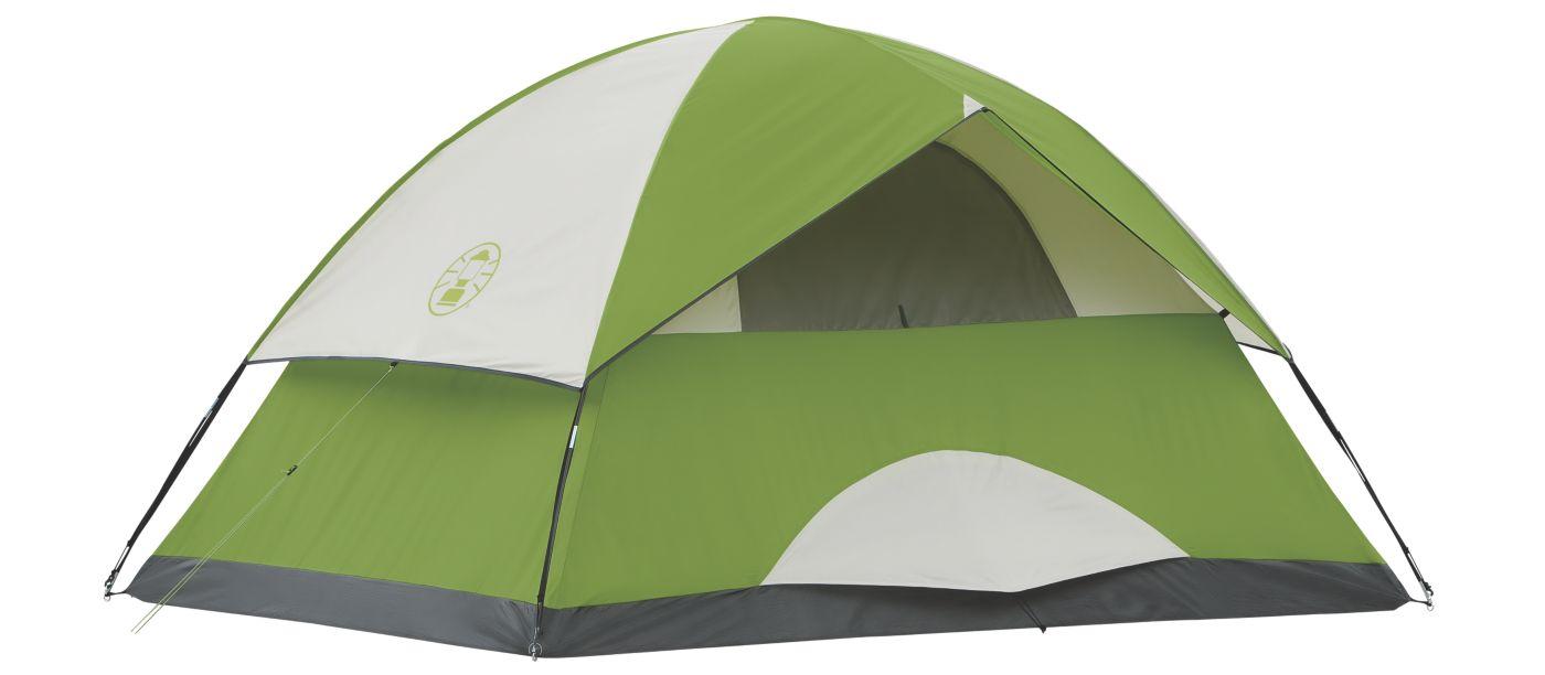 ... Sundome® 4-Person Tent ...  sc 1 st  Coleman & Coleman Dome Tents | 4 Person Tent | Coleman