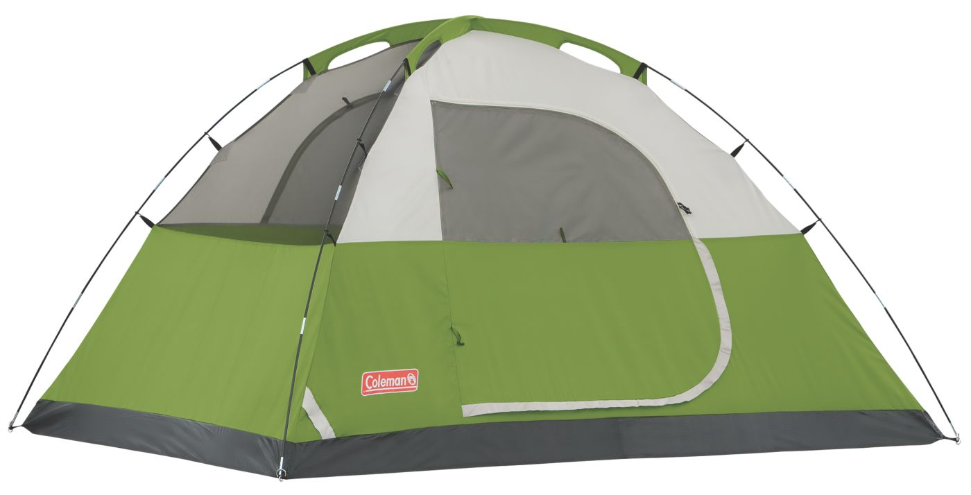 ... Sundome® 4-Person Tent ...  sc 1 st  Coleman & Coleman Dome Tents | 4 Person Tent | Coleman