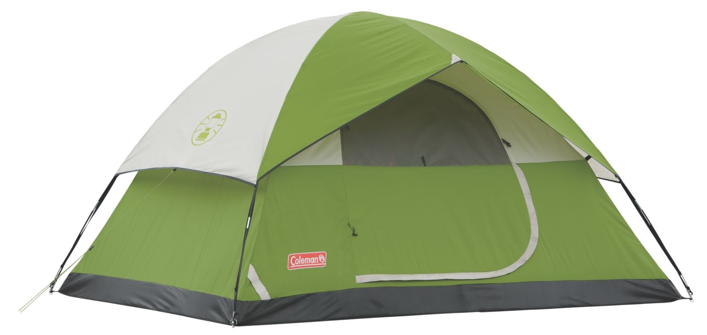 Sundome® 4-Person Tent  sc 1 st  Coleman & Coleman Dome Tents | 4 Person Tent | Coleman