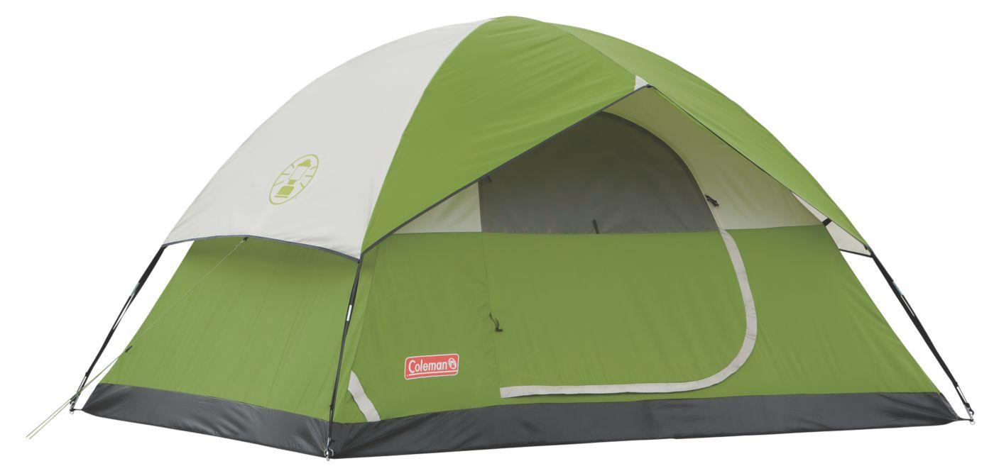 Sundome® 4-Person Tent  sc 1 st  Coleman & Coleman Dome Tents | 4 Person Tent | Coleman