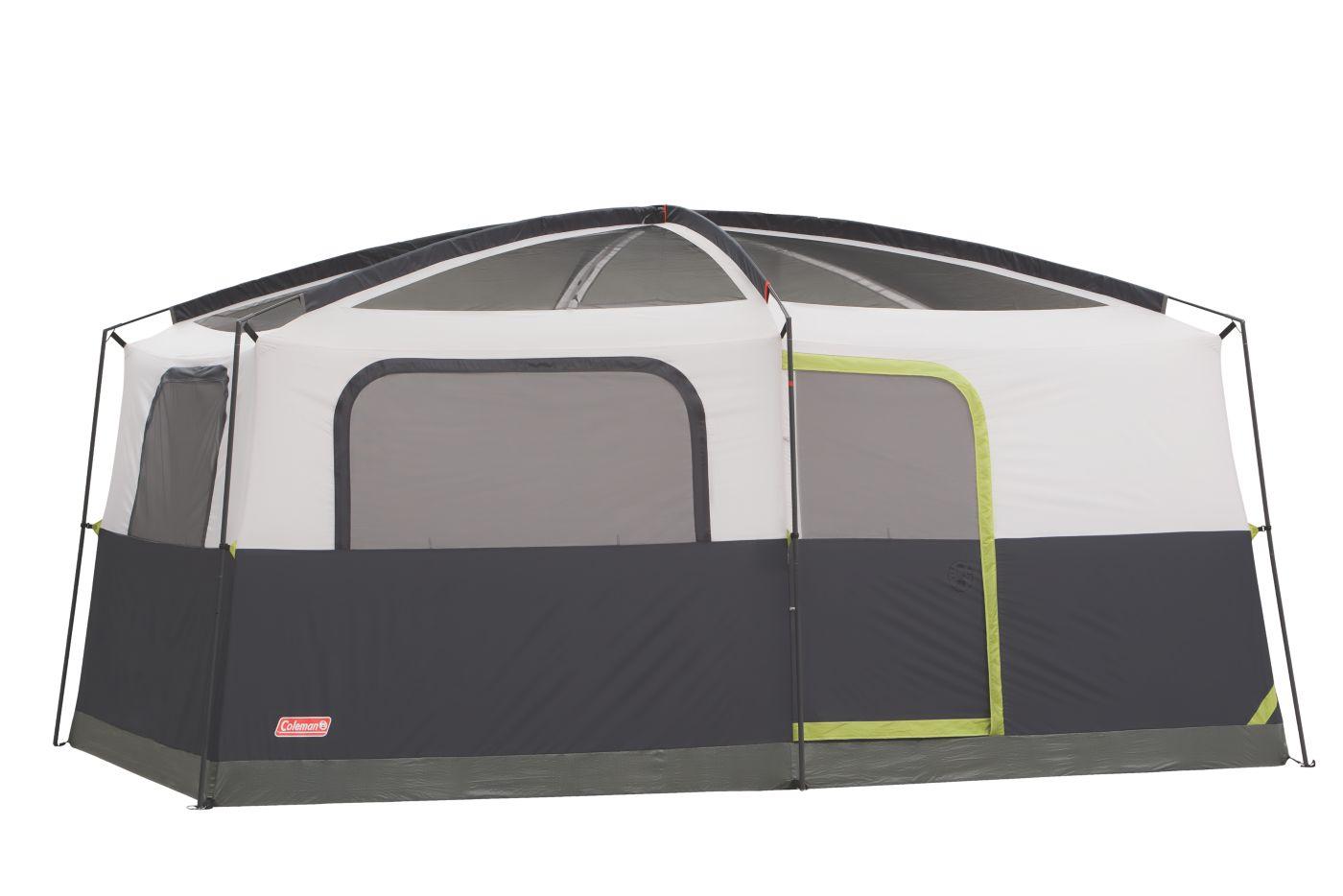 ... Signature Prairie Breeze™ 9-Person Tent ...  sc 1 st  Coleman & Tent for Camping | Coleman Tent | Coleman