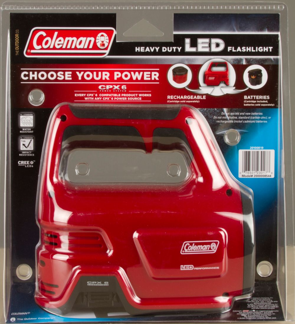 4D CPX™ LED Flashlight