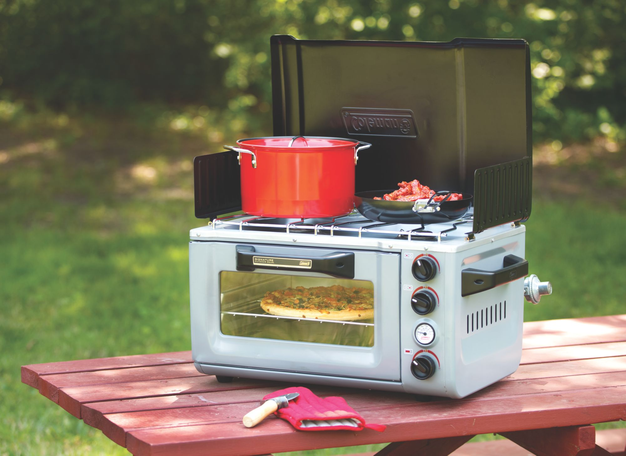 Magic Chef Oven Thermostat 93 Portable Camp Fireplace