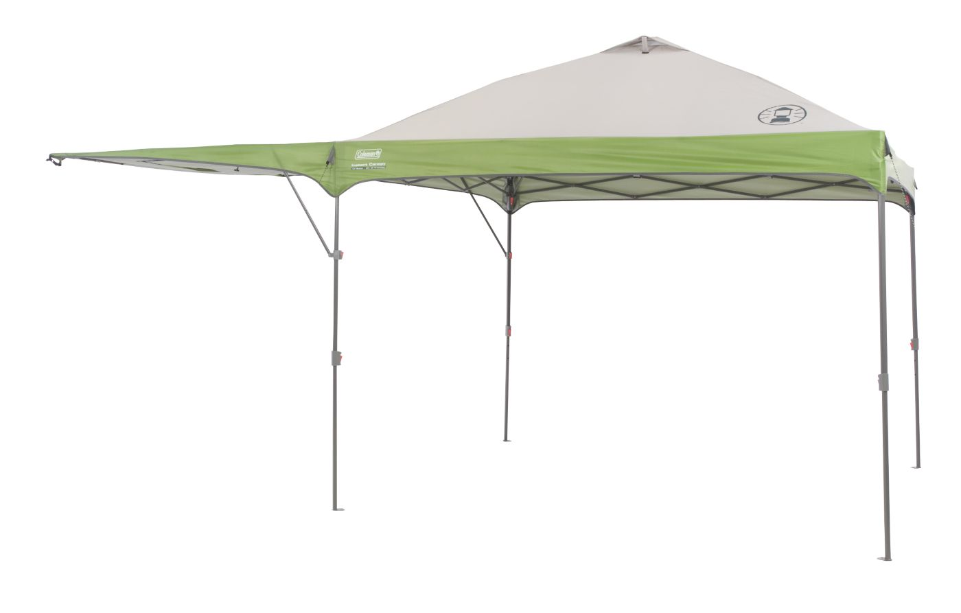 Swingwall Instant Canopy image 1 ...  sc 1 st  Coleman & 10 ft. x 10 ft. Swingwall Instant Canopy | Coleman