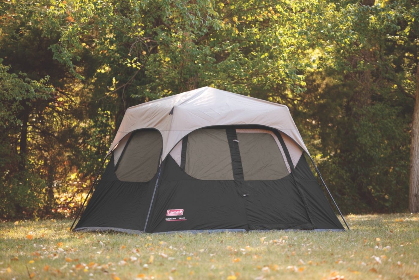 4-Person Instant Tent Rainfly Accessory  sc 1 st  Coleman : coleman 4 person instant up tent - memphite.com
