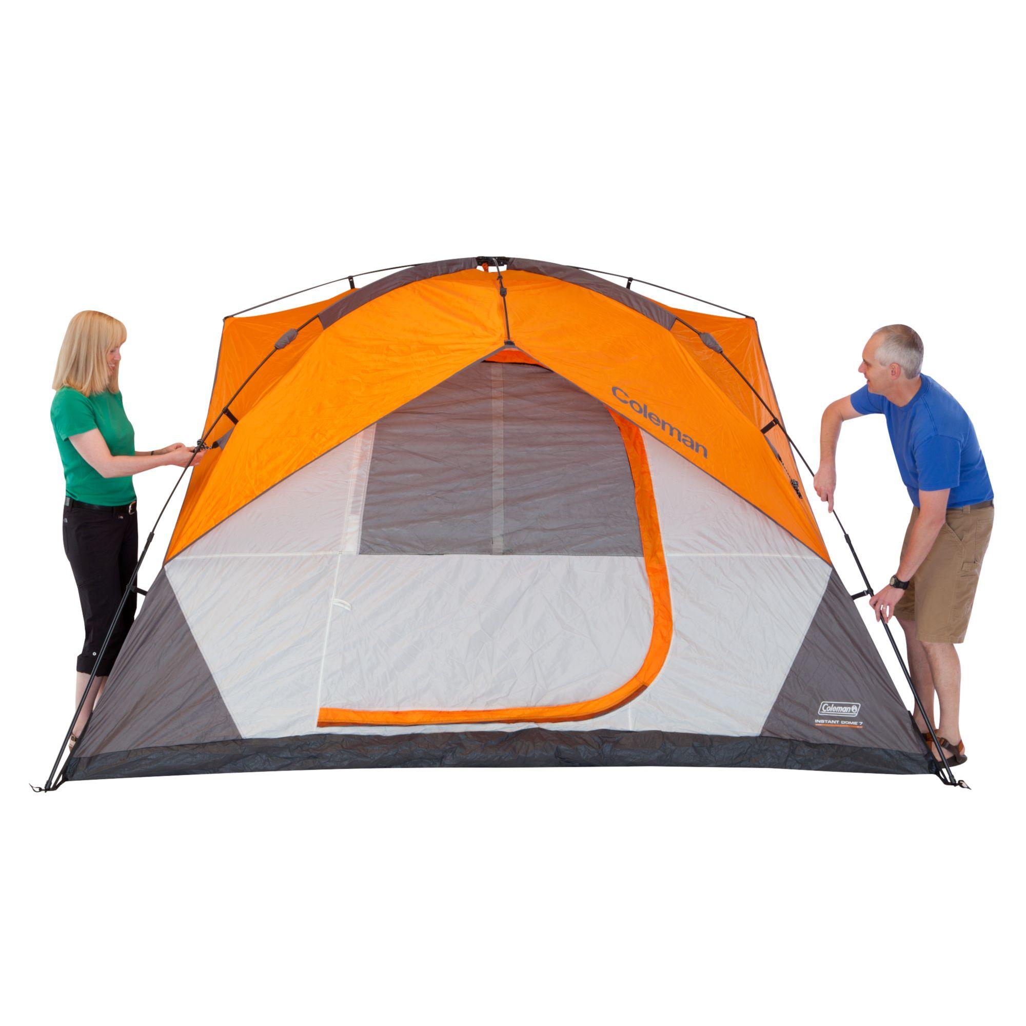 best website 7fd9b 231e5 Signature 7-Person Instant Dome™ Tent   Coleman