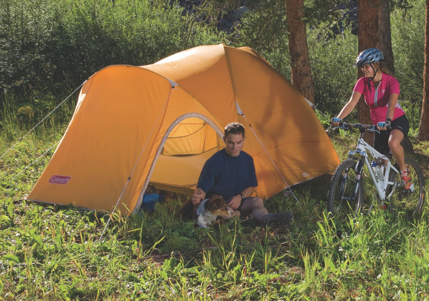 ... Backpacking Tent · Hooligan™ 3-Person Backpacking ...  sc 1 st  Coleman & Coleman Tents | Coleman Tent | Coleman