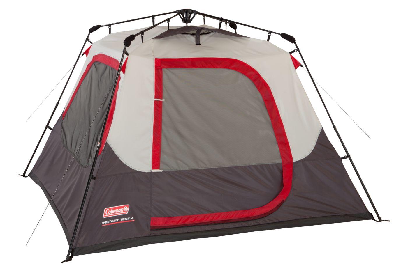 Images. 4-Person Instant Tent  sc 1 st  Coleman & Coleman Tent | Coleman Instant Tent | Coleman