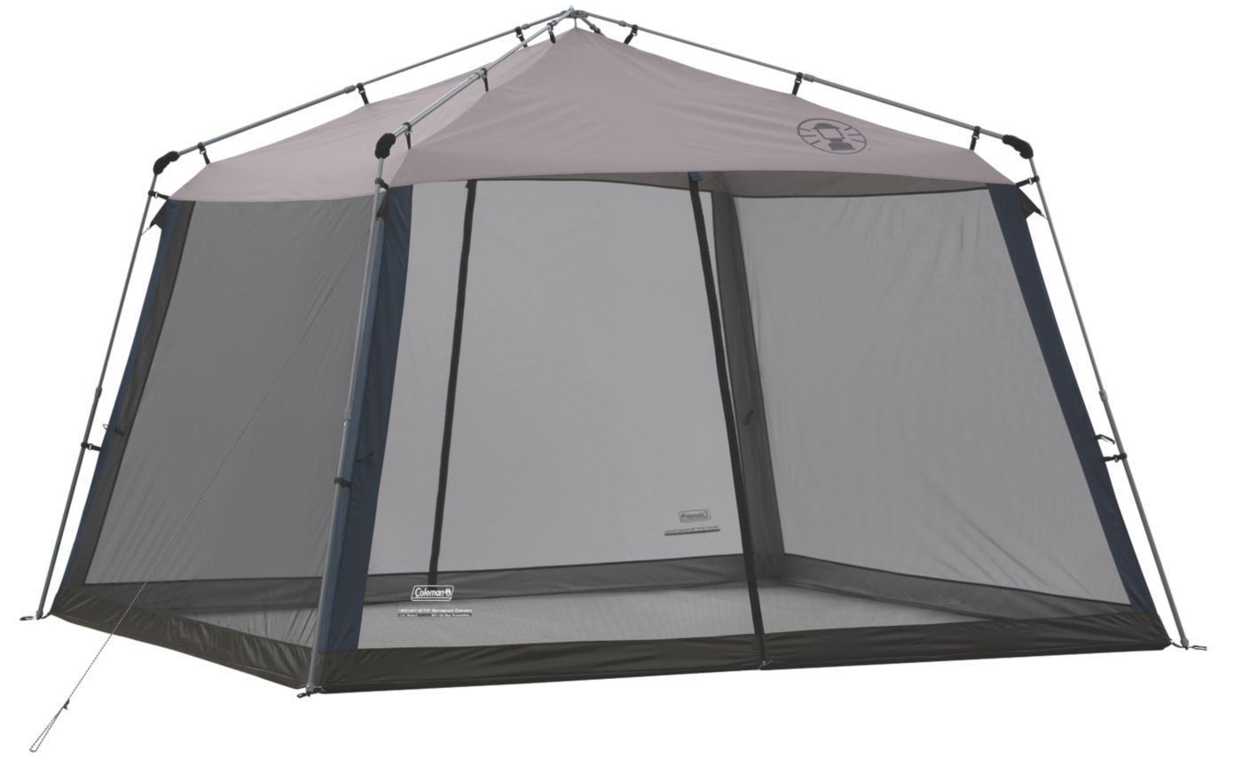11 x 11 Instant Screen House  sc 1 st  Coleman & Shelter|Canopy|Coleman
