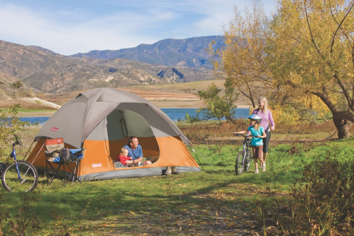 ... Rosewood® 5-Person Tent  sc 1 st  Coleman Canada & 5 Person Tent | Dome Tent | Coleman