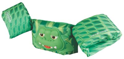 Puddle Jumper® Deluxe 3D Life Jacket - Gator