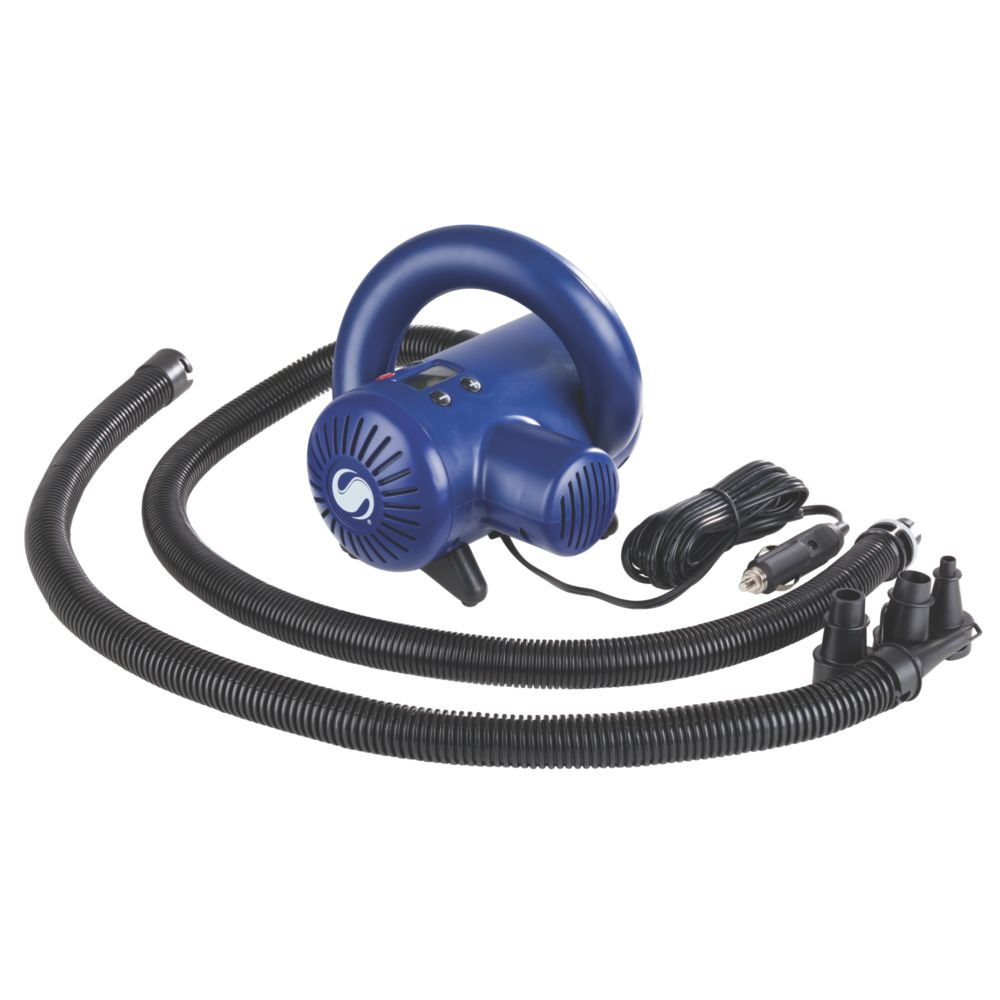 12V 15-PSI SUP and Water Sport Pump