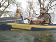 Ogden™ 2-Person Canoe Combo image 3