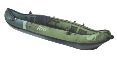 Rio™ 1-Person Fishing Canoe