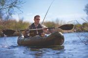Rio™ 1-Person Fishing Canoe