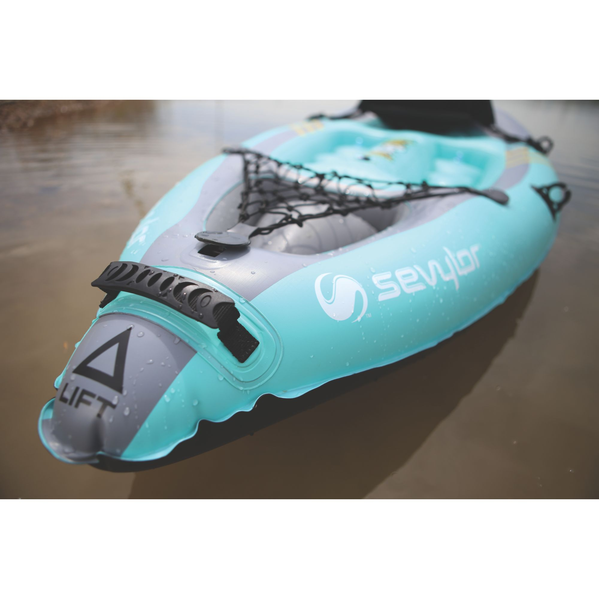 QuikPak™ K1 Coverless Sit-On-Top Kayak | Sevylor
