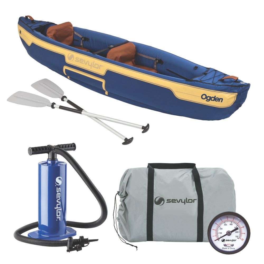 Ogden™ 2-Person Canoe Combo