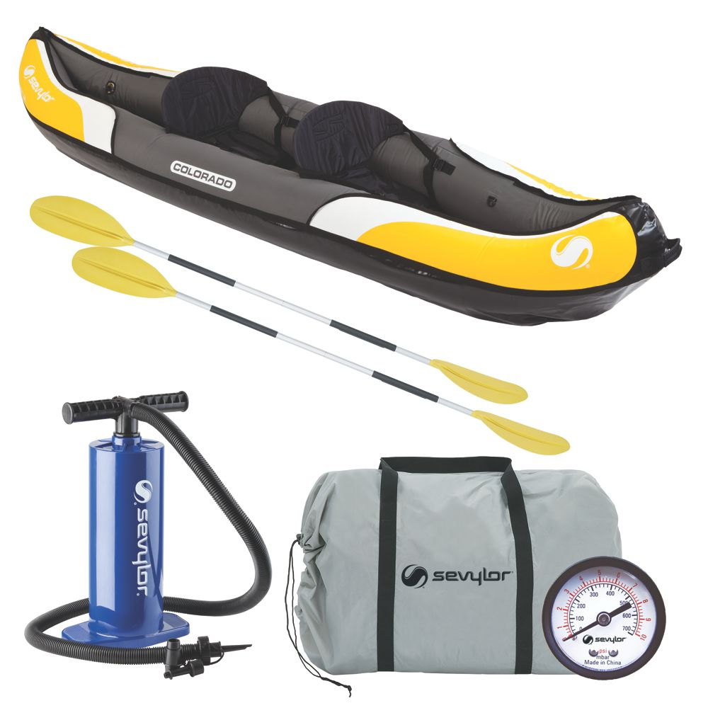 Colorado™ 2-Person Kayak Combo