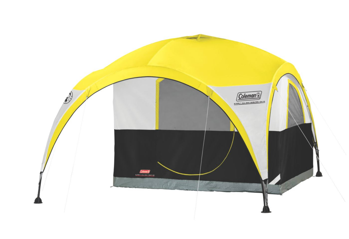 ... Tent · 2-For-1 All Day 2-Person Shelter u0026 ...  sc 1 st  Coleman & 2 Person Dome Tent | Coleman Tents | Coleman