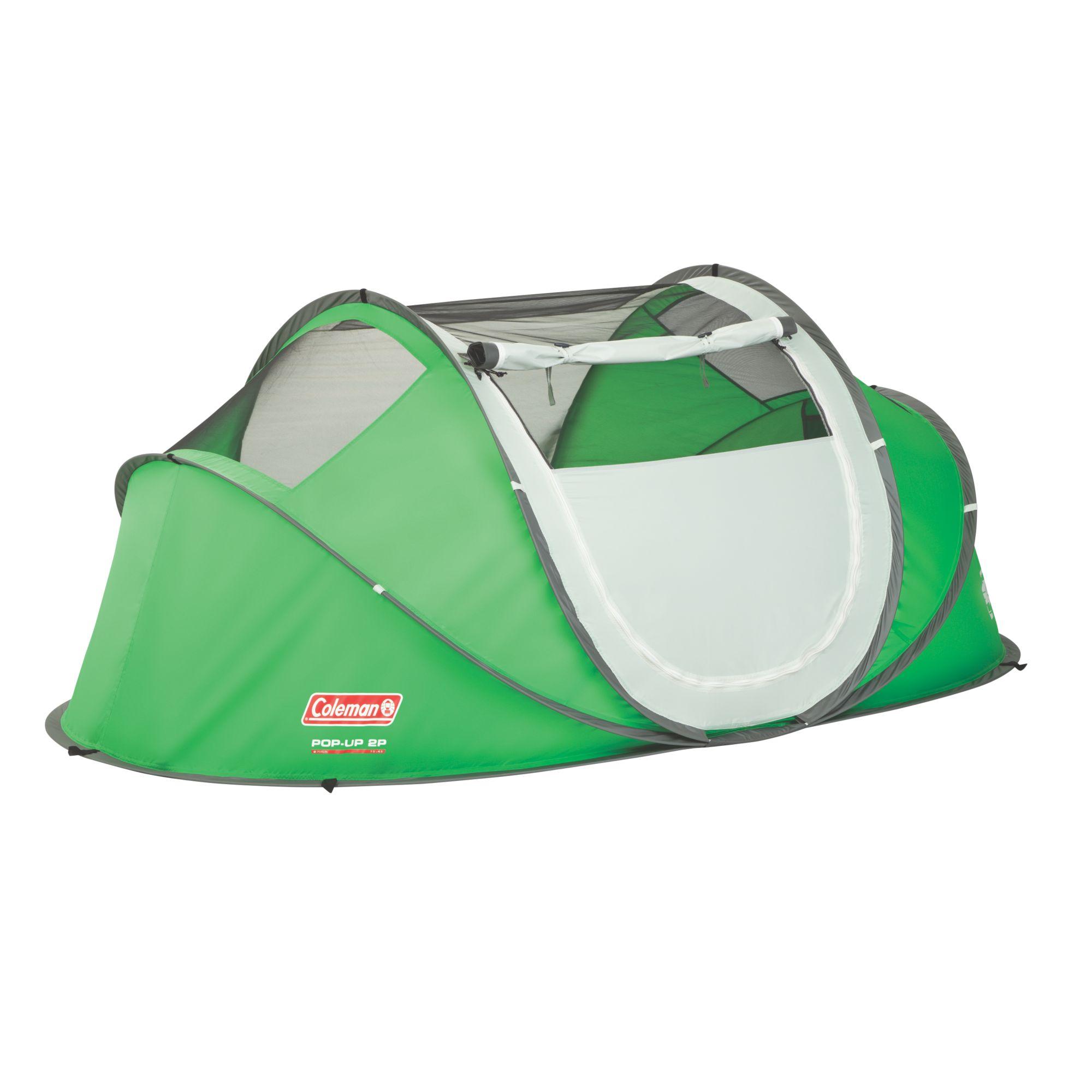 huge discount 5366a 19d21 2-Person Pop-Up Tent | Coleman