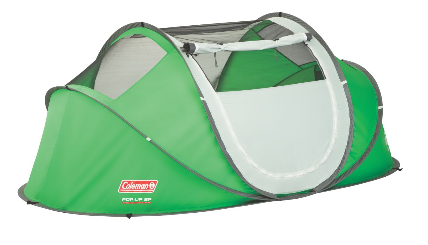 ... 2-Person Pop-Up Tent ...  sc 1 st  Coleman : coleman pop up canopy - memphite.com