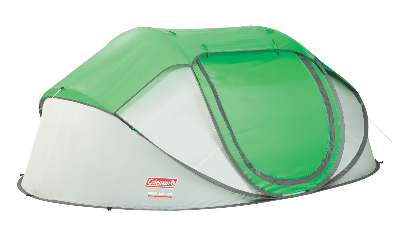 4-Person Pop-Up Tent  sc 1 st  Coleman & Coleman Tents | Instant Tents for Camping | Coleman