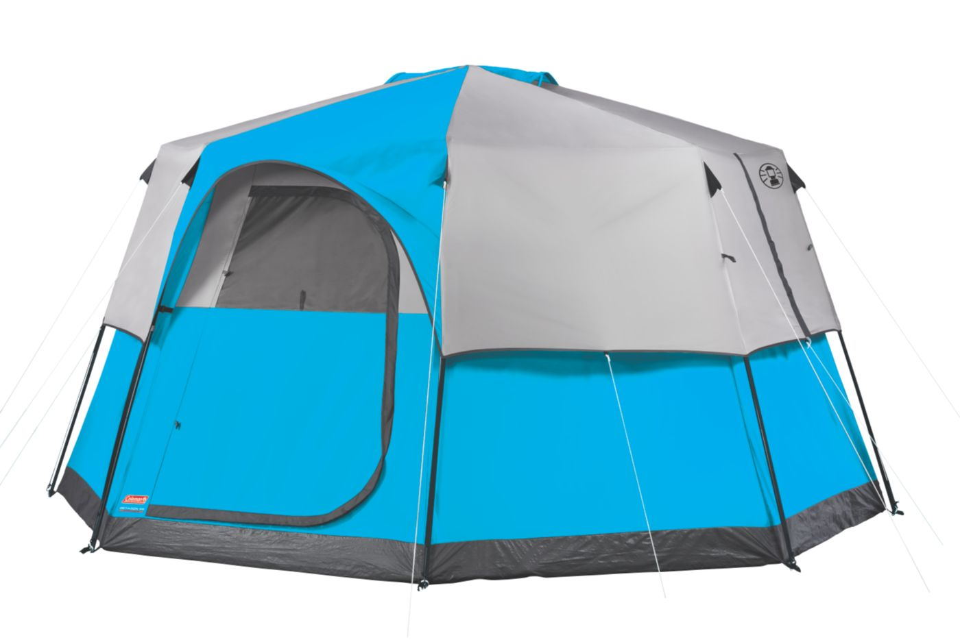 Octagon 98 with Half Fly  sc 1 st  Coleman & 8 Man Tent | Tents for Camping | Coleman