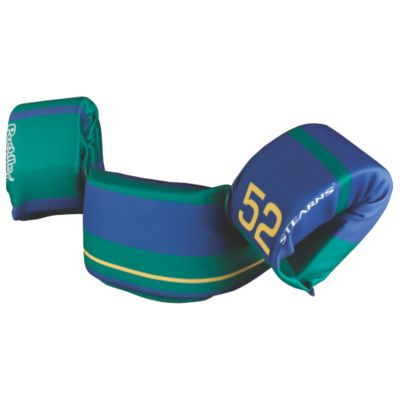 Puddle Jumper® Ultra Life Jacket - Green/Blue