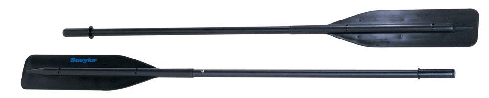 Heavy-Duty Aluminum Oars