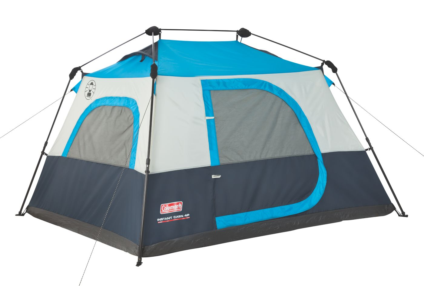 4-Person Instant Cabin  sc 1 st  Coleman & Coleman Instant Tents | Tents for Camping | Coleman