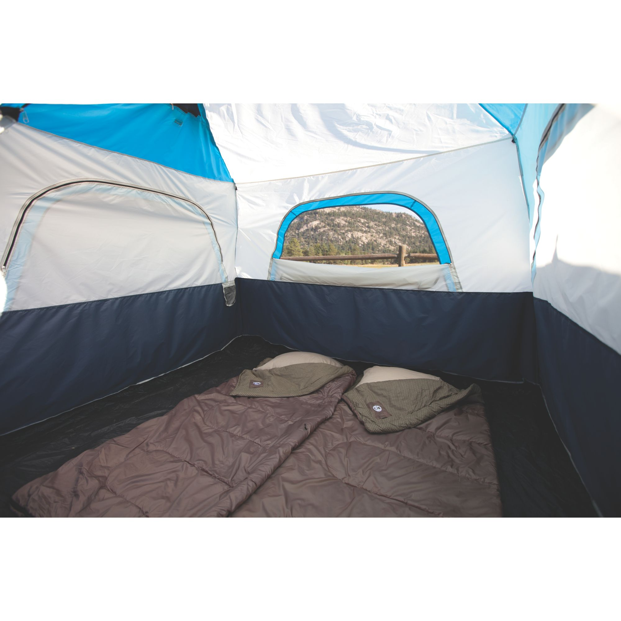 tent walmart person ip ozark cabins com instant trail cabin