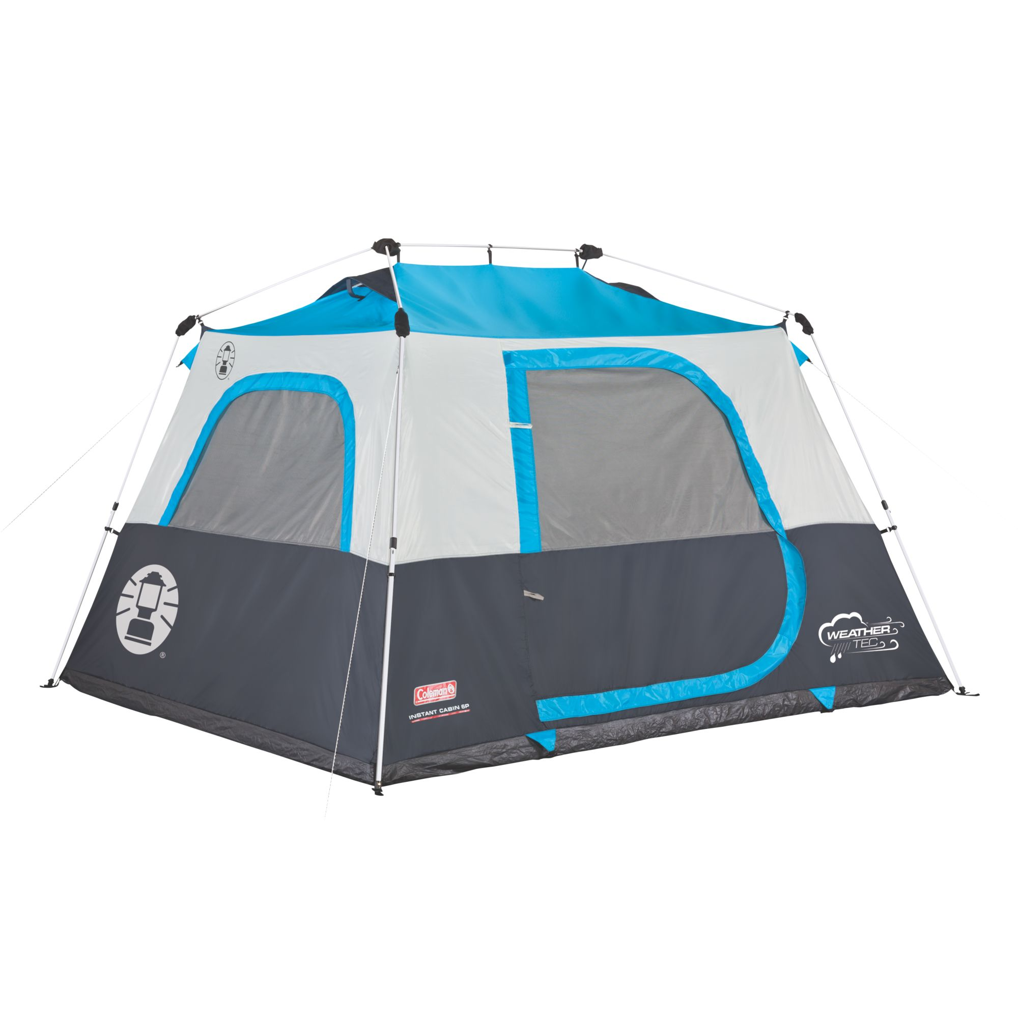 new styles 4a602 827f0 6-Person Instant Cabin | Coleman