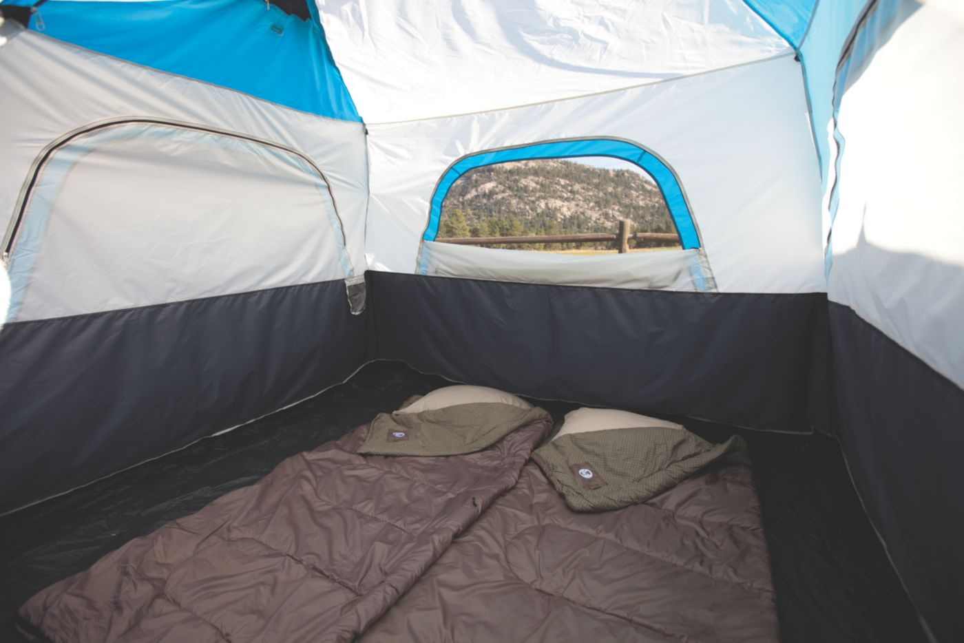 ... 6-Person Instant Cabin ...  sc 1 st  Coleman & Coleman® 6-Person Instant Tent
